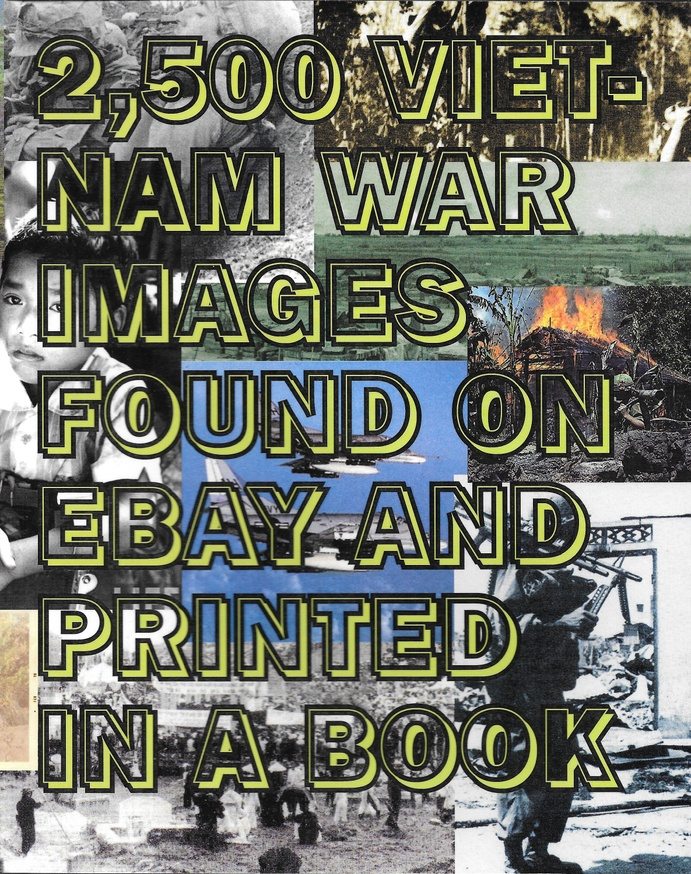 2,500 Vietnam War Images Found on eBay and Printed in a Book