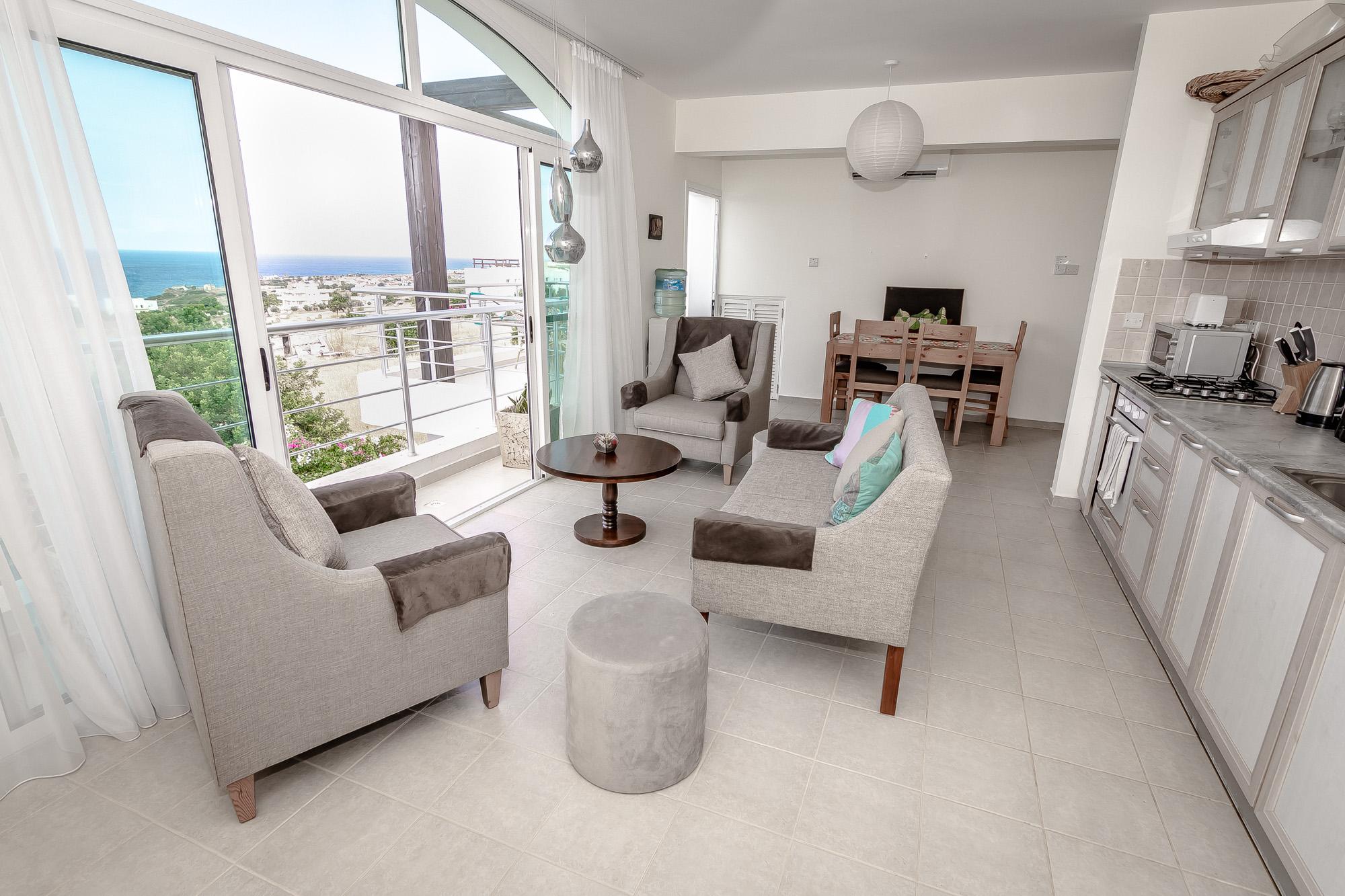 Joya Cyprus Moonlit Penthouse Apartment photo 20405552