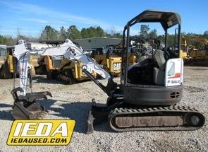 Used 2011 Bobcat E26EM For Sale