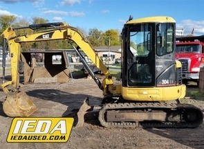 Used 2003 Caterpillar 304CR For Sale
