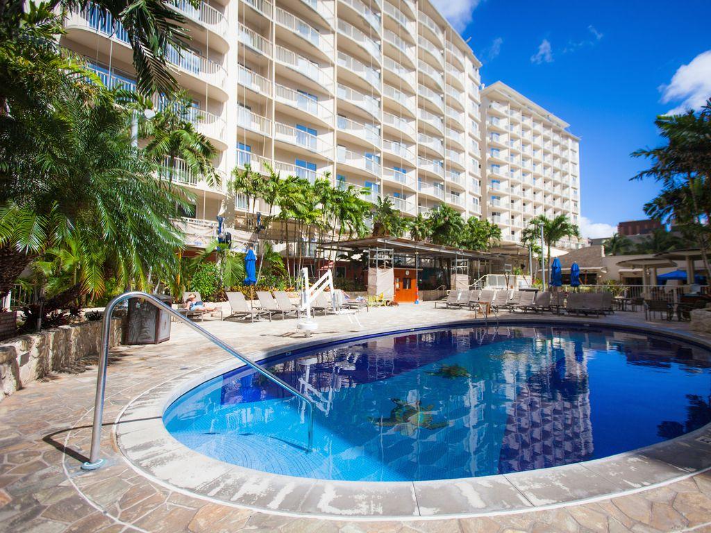 Apartment Wyndham Wakiki Beach Walk 2 Bedrooms 2 Bath photo 20214082