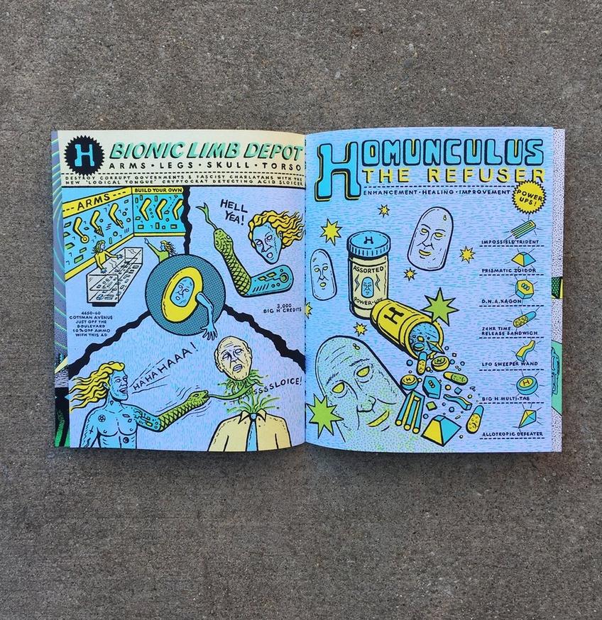 Homunculus the Refuser thumbnail 3