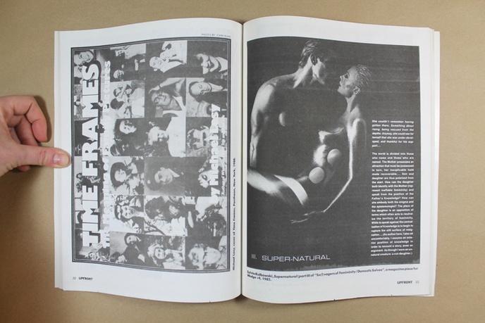 Upfront : A Journal of Activist Art thumbnail 4