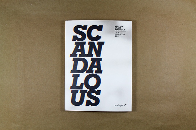Scandalous : A Reader on Art and Ethics