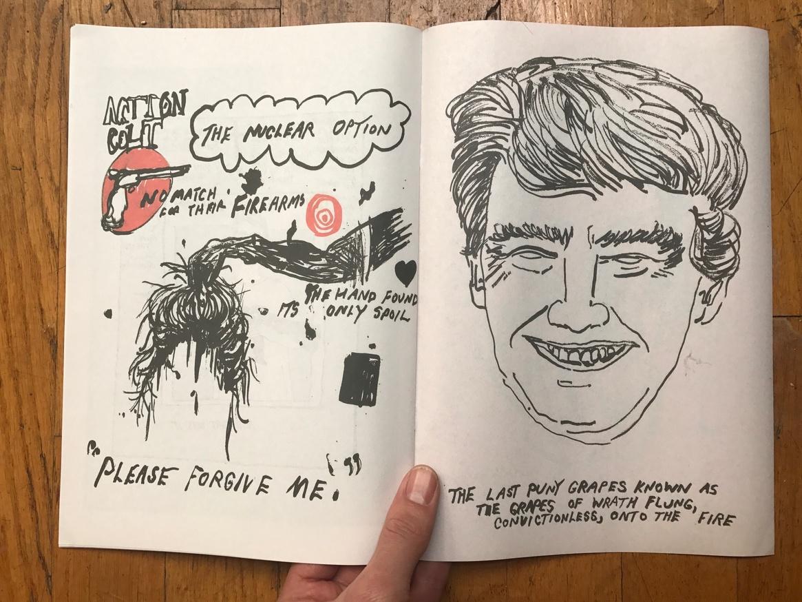 Bullseye Comics #1: The Black Hand Guide You thumbnail 5