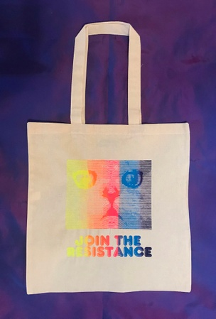 Join the Resistance Tote