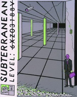 Subterranean Level : 6XZ03188V
