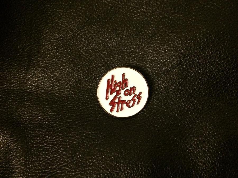 High On Stress Pin