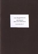 Little Books & Other Little Publications : Little Critic No. 15