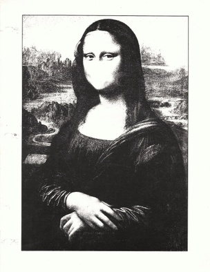 Mona Lisa and Other Mail Art Projects