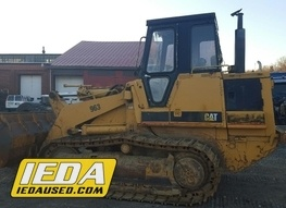 1989 Caterpillar 963 For Sale - Heavy Equipment, Loaders