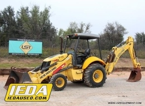 Used 2011 New Holland B95B For Sale