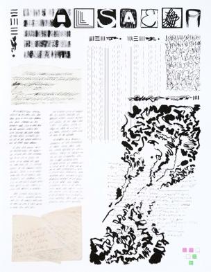 Asemic Journal #2 ALSAELP