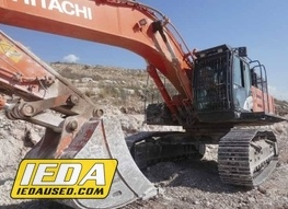 Used 2017 Hitachi ZX 490 LCH-6 For Sale