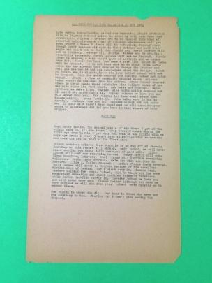 New York Correspondance School Report 1964