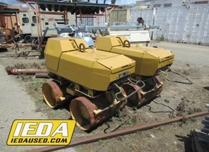 Used 2003 Rammax P33/24 For Sale