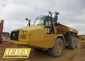 Used 2015 Caterpillar 725C For Sale