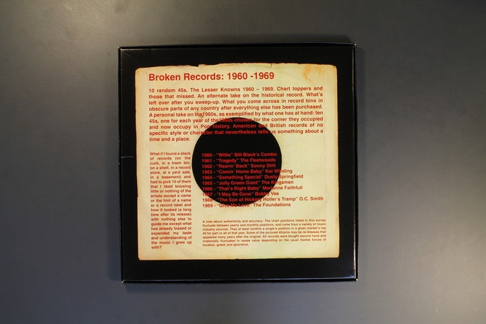 Broken Records : 1960-1969 thumbnail 3