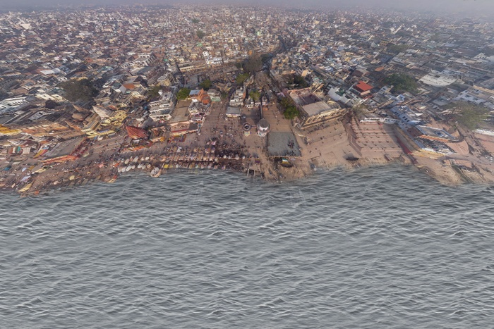 01_Dashashwamedh Ghat and the Sandbank current condition.jpg