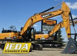 Used 2018 Sany SY265C LC For Sale