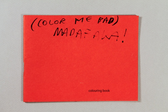 (Color Me Bad) Madafaka!