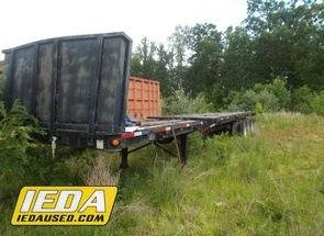 Used 1980 CUSTOM TRAILER 45-75 For Sale