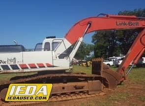 Used 2005 Link-Belt 290 LX For Sale