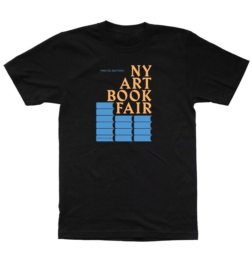 2018 NYABF T-shirt
