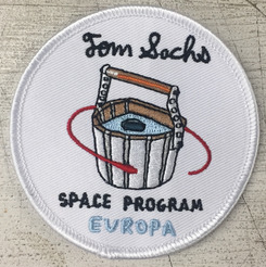 Space Program: Europa Mission Patch