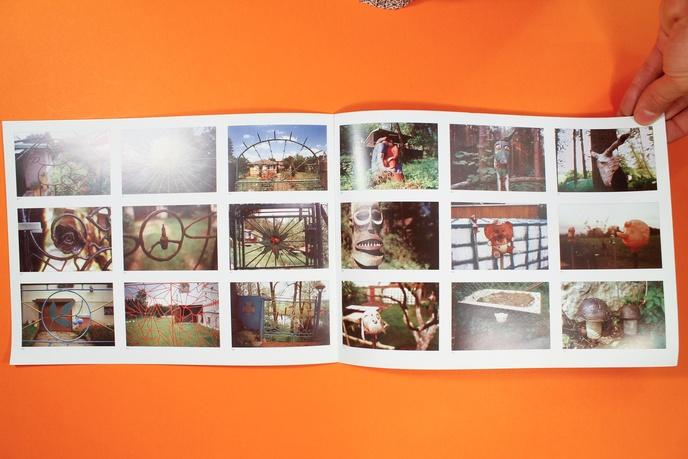 Veronika Behr veronika zapletalova chatarství summer houses printed matter