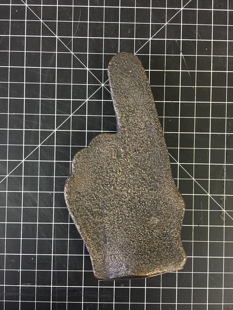 Spirit Finger (Bronze)