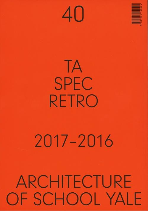 Cover of Retrospecta 40
