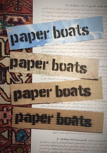 Paper Boats Zine Artist Talk