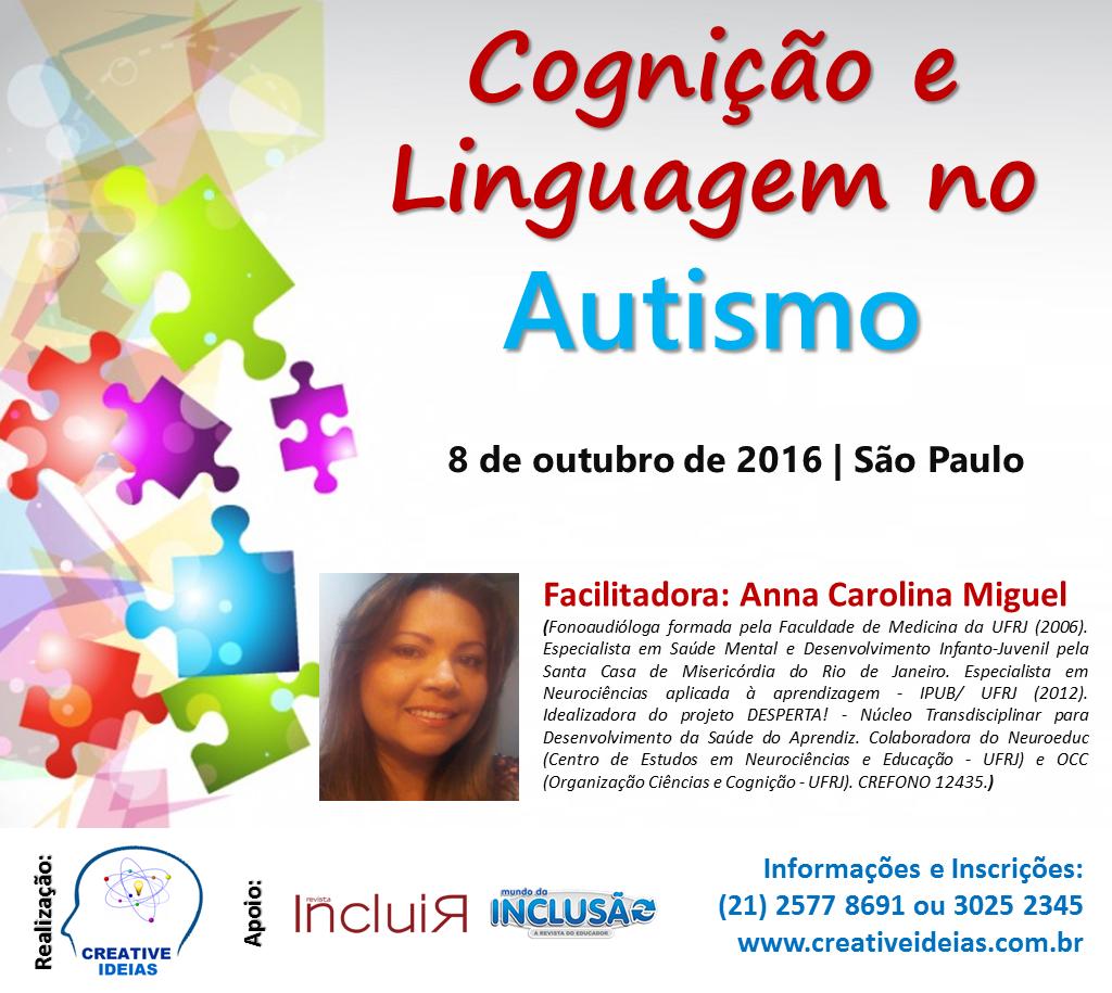 Cognição e Linguagem no Autismo