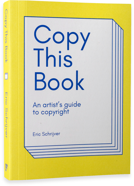Copy This Book: An Artist's Guide to Copyright thumbnail 1