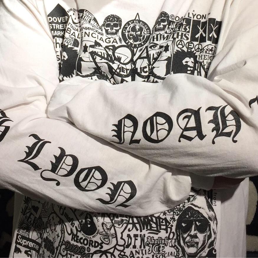 Noah Lyon LA Long Sleeve Shirt [Medium] thumbnail 2