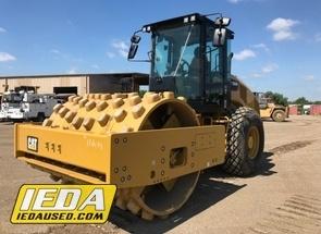 Used 2017 Caterpillar CS66B For Sale