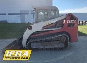 Used 2011 Takeuchi TL250 For Sale