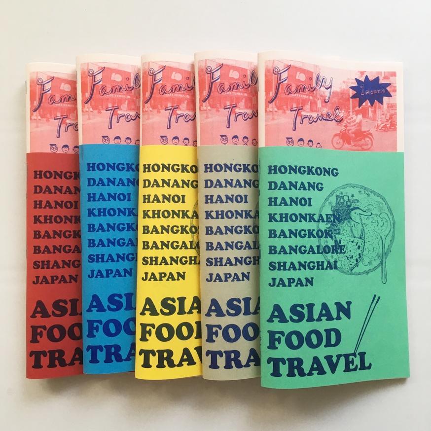 Asian Food Travel