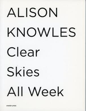 Clear Skies All Week