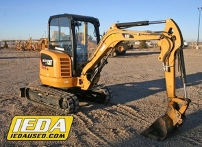 Used 2012 Caterpillar 302.7D CR For Sale