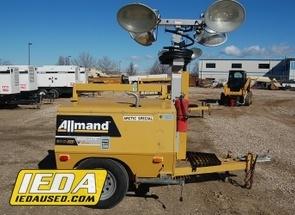 Used 2012 Allmand Bros MAXI LITE ML20 For Sale