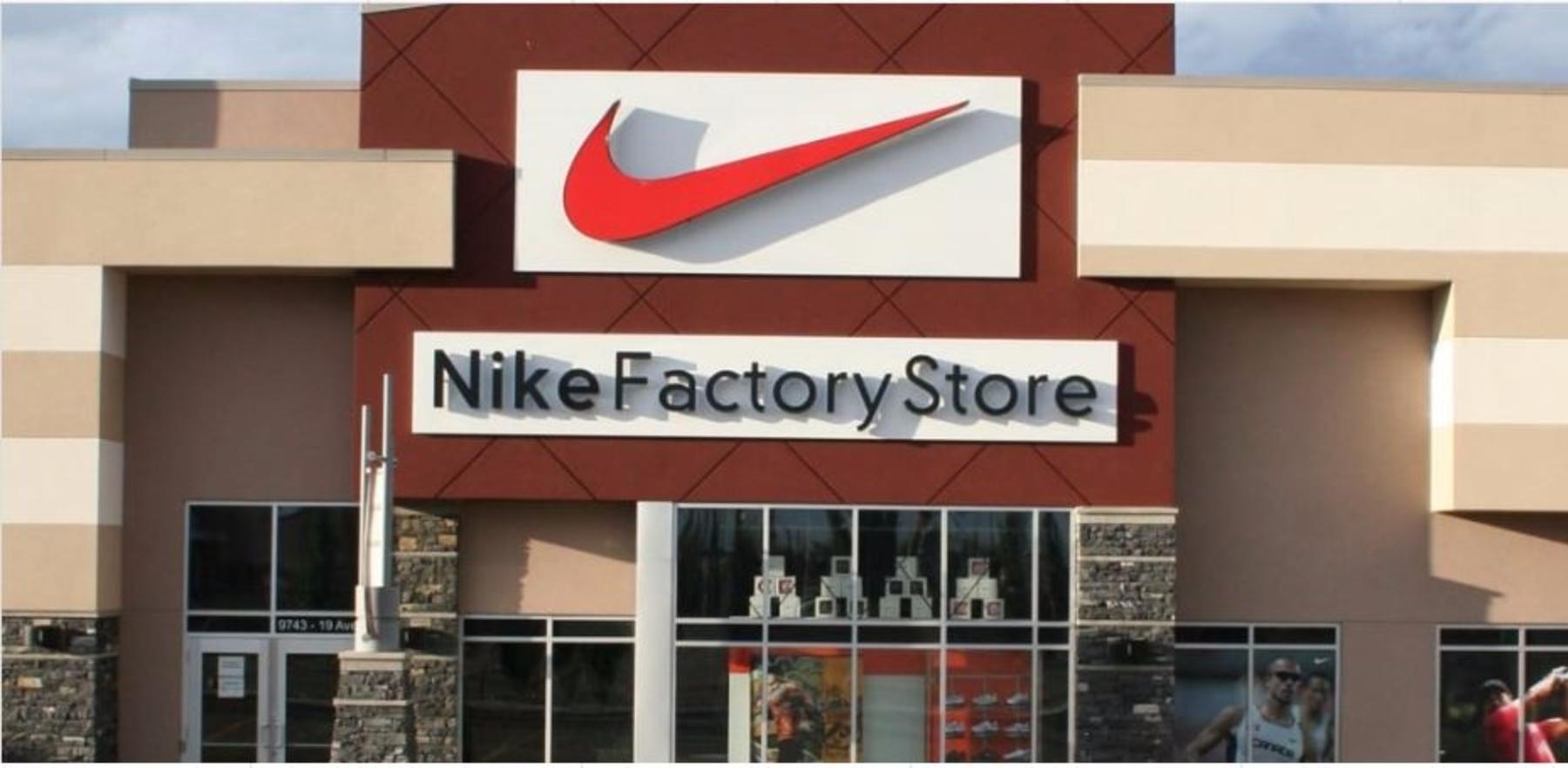 388a1def730b Nike Factory Store - Edmonton. Edmonton