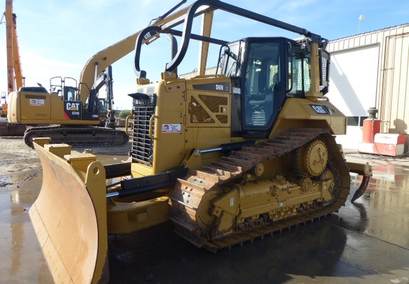 Used 2015 Caterpillar D6NXL For Sale