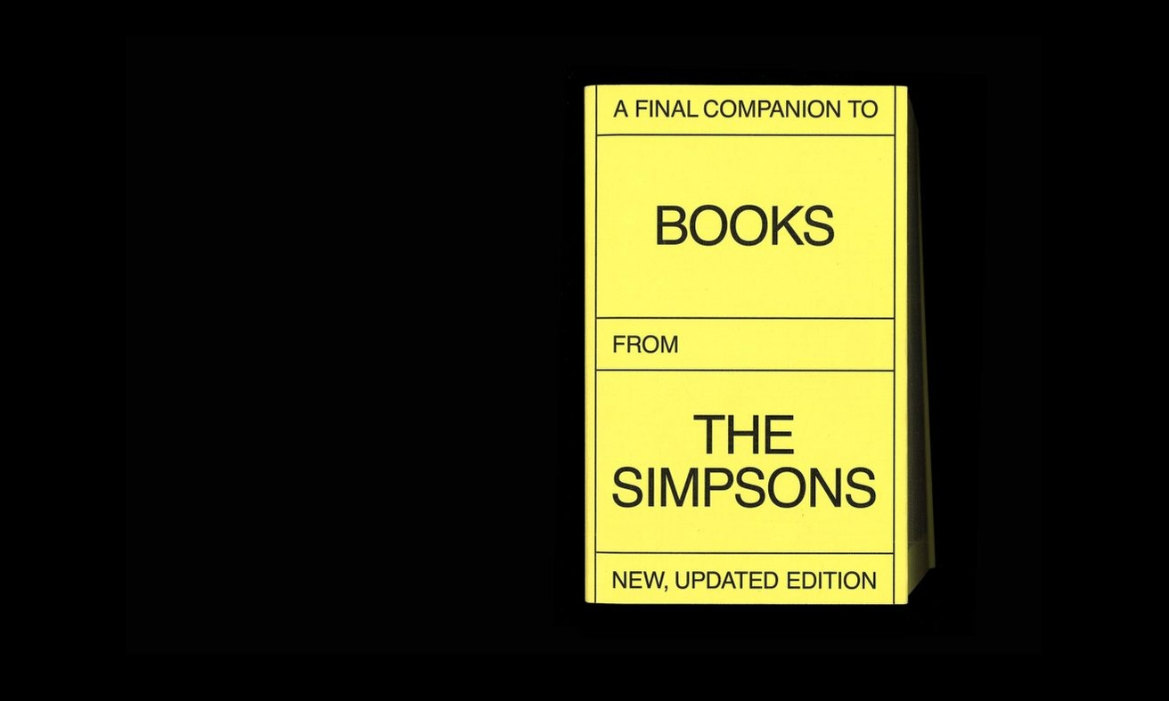A Final Companion to Books from the Simpsons (New, Updated Edition)