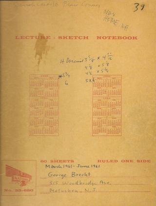 Notebooks IV