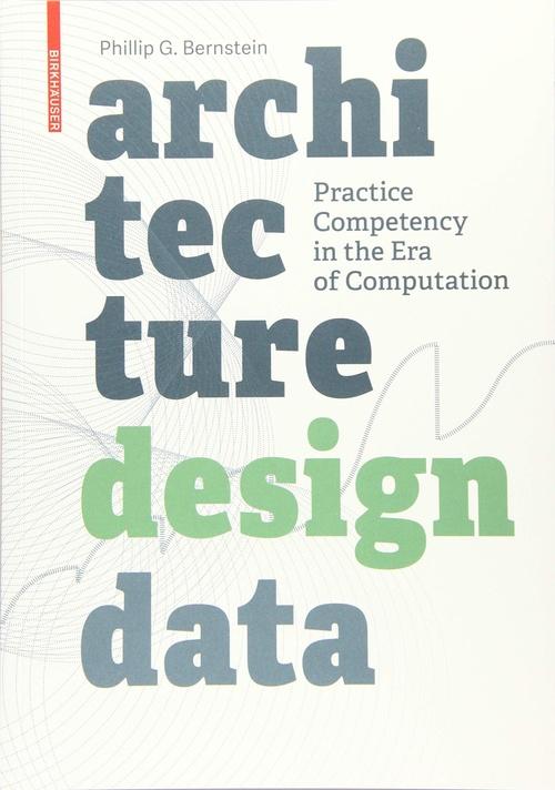 Book cover of Architecture | Design | Data