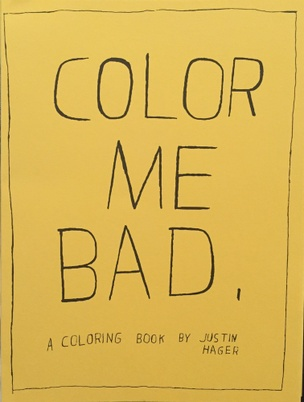 Color Me Bad Coloring Book