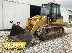Used 2000 Caterpillar 953C For Sale
