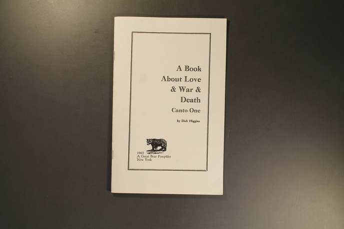 A Book About Love & War & Death : Canto One thumbnail 2